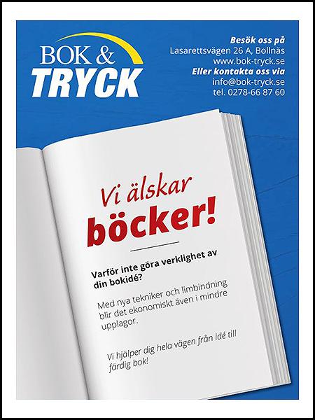 Bok och Tryck
