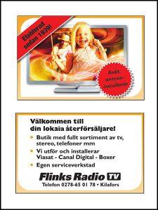 Flinks Radio & TV