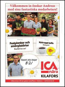 ICA Nära Kilafors